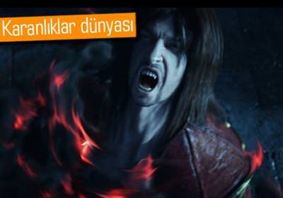 CASTLEVANİA: LORDS OF SHADOW 2'DEN YENİ VİDEO