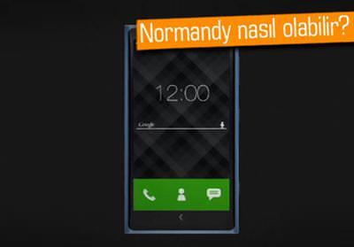 NOKİA NORMANDY'NİN KONSEPT VİDEOSU