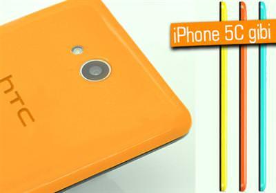 HTC'DEN 8 ÇEKİRDEKLİ İNCE PLASTİK KASALI TELEFON GELEBİLİR