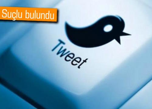Twitter'dan hakaret etti, 12 hafta hapis cezası aldı