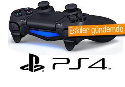 PS1 VE PS2 OYUNLARI HD OLARAK PS4'E GELEBİLİR