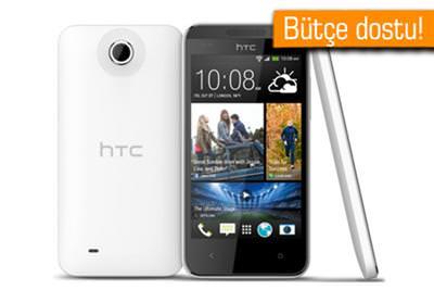 DÖRT ÇEKİRDEKLİ HTC DESİRE 310 DUYURULDU