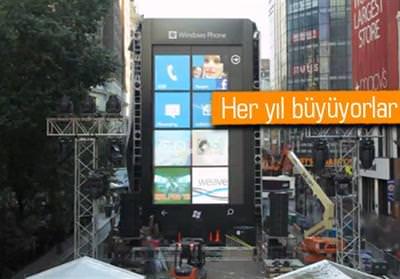 2007 YILINDA AKILLI TELEFON EKRANLARI ŞİMDİKİNİN YARISI KADARDI!