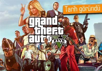 GTA 5'İN PC, PS4 VE XONE İÇİN ÇIKIŞ TARİHİ İDDİASI