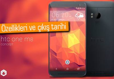 HTC M8 HAKKINDA YENİ BİLGİLER VAR!