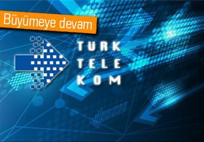 TÜRK TELEKOM'DAN 2013 YILINDA 13,2 MİLYAR TL GELİR