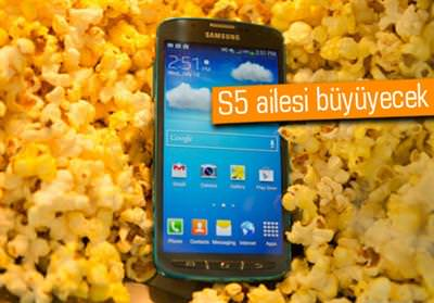 SAMSUNG GALAXY S5 ACTİVE VE ZOOM DA GELEBİLİR