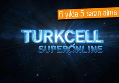 TURKCELL SUPERONLİNE, METRONET'İ SATIN ALDI