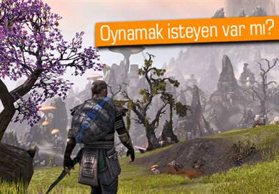 THE ELDER SCROLLS ONLİNE'IN BETA KEY'İ DAĞITILIYOR!