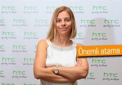 CANAN TAŞAR, HTC TÜRKİYE ÜLKE MÜDÜRÜ OLDU