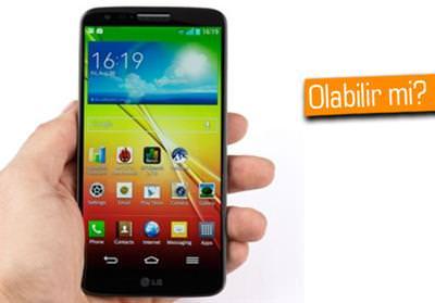 LG G3, GALAXY S5'I ORTADAN KALDIRABİLİR