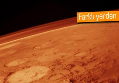DÜNYA, MARS'TAN NASIL GÖZÜKÜYOR?