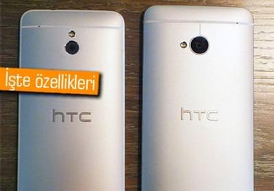 HTC ONE 2 MİNİ'NİN ÖZELLİKLERİ SIZDI