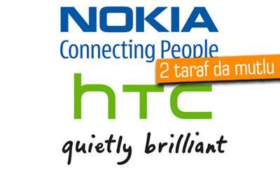 SONUNDA HTC, NOKİA İLE ANLAŞMAYA VARDI