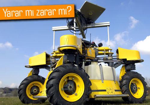 Robot çiftçiler