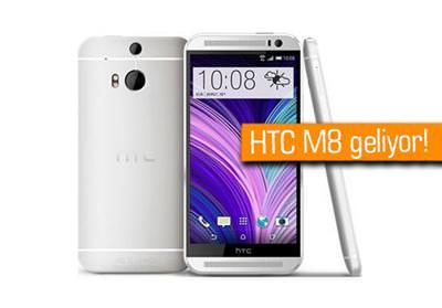 HTC M8 TEKRAR GÖRÜNDÜ!