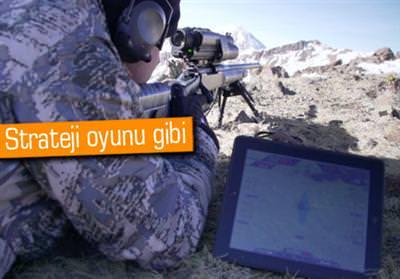 AMERİKAN ORDUSU, AKILLI SİLAHLARI TEST EDİYOR