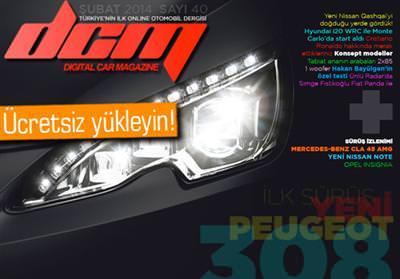 DİGİTAL CAR MAGAZİNE ARTIK İPAD'DE!
