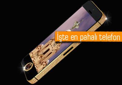 DÜNYANIN EN PAHALI TELEFONUNUN 16.5 MİLYON DOLARIN ÜZERİNDE SATILDIĞINI BİLİYOR MUYDUNUZ?