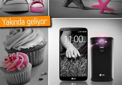 LG G2 MİNİ'NİN TANITIM FOTOĞRAFI GÖZÜKTÜ, 24 ŞUBAT'TA GELİYOR