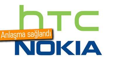 HTC VE NOKİA, PATENT VE TEKNOLOJİ İŞBİRLİĞİ ANLAŞMASI İMZALADI