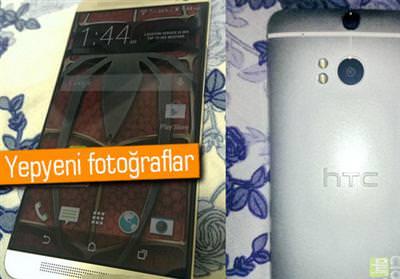 HTC M8'İN YENİ CANLI FOTOĞRAFLARI