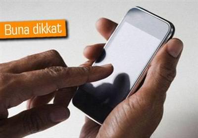 TELEFON ALACAKLAR DİKKAT EDİN!