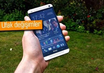 HTC M8'İN TASARIMINA ALDANMAYIN