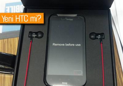 HTC, MÜZİK ODAKLI TELEFON ÇIKARTACAK
