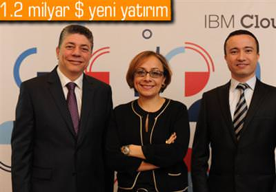 IBM, BULUT BİLİŞİM YATIRIMLARINA DEVAM EDİYOR