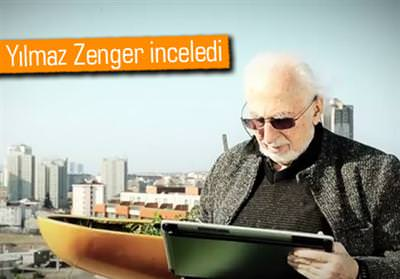 YILMAZ ZENGER, WACOM CİNTİQ COMPANİON'I İNCELEDİ