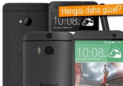 THE ALL NEW HTC ONE, HTC ONE'A KARŞI! YENİ FOTOĞRAFLAR SIZDI