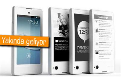 ÇİFT EKRANLI YOTAPHONE 2 MWC'DE GELİYOR!