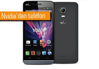 MWC 2014: NVIDIA'NIN İLK AKILLI TELEFONU DUYURULDU