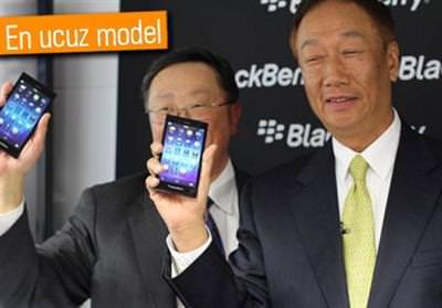 MWC 2014: BLACKBERRY Z3 VE BLACKBERRY Q20 DUYURULDU