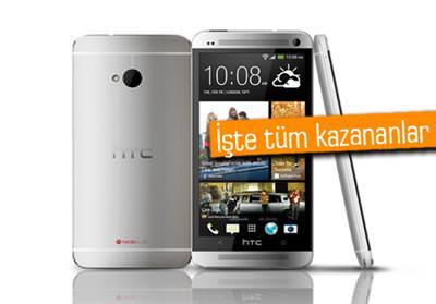 MWC 2014: HTC ONE EN İYİ TELEFON SEÇİLDİ!