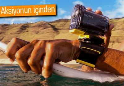 SONY ACTİON CAM HDR-AS30V