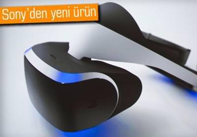 Sony Project Morpheusun yeni versiyonunu tanıttı 45