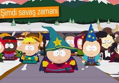 SOUTH PARK: THE STİCH OF TRUTH (PS3)