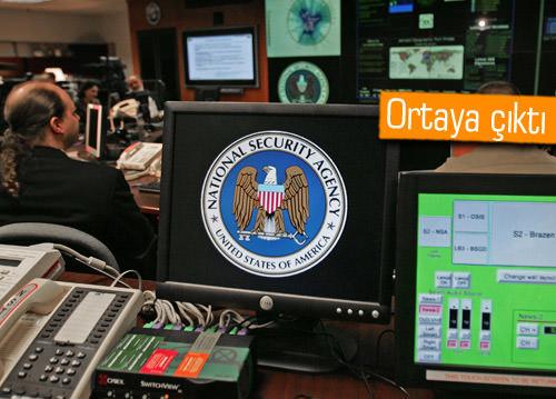 NSA, 122 dünya liderini de dinlemiş