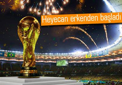 2014 FIFA WORLD CUP BRAZİL (PS3)