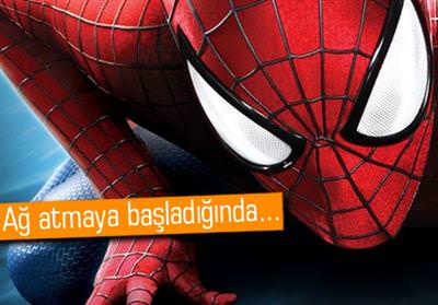 THE AMAZİNG SPİDER-MAN 2 (PS3)