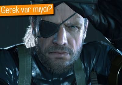 METAL GEAR SOLİD 5: GROUND ZEROES (PS3)