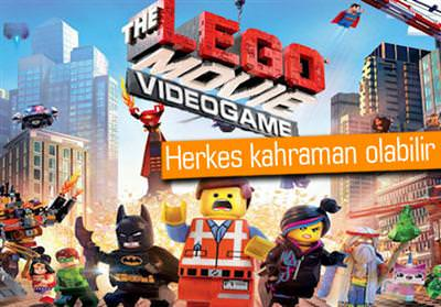 THE LEGO MOVİE VİDEOGAME (PS3)