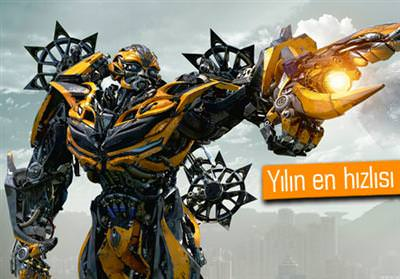 TRANSFORMERS 4, CAPTAİN AMERİCA'YI GEÇTİ