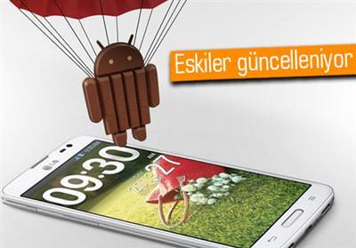 LG, ESKİ OPTİMUS MODELLERİNE KİTKAT GETİRİYOR