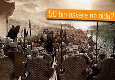 GİZEMLİ PERS ORDUSUNUN SIRRI 2 BİN 538 YIL SONRA ÇÖZÜLDÜ