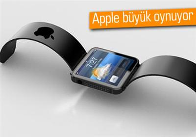 İSVİÇRELİ SAAT DEVİNDEN APPLE İWATCH'A TRANSFER