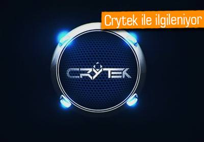 SONY, CRYTEK'İ SATIN MI ALIYOR?