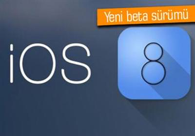 İOS 8 BETA 3 ÇIKTI